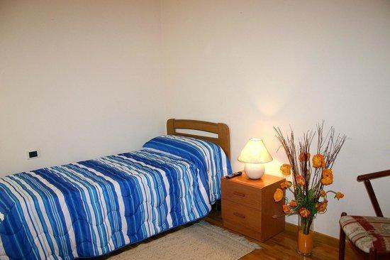 Pension Logrono: habitación individual