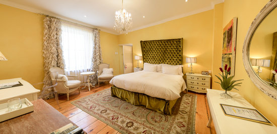 Cape Heritage Hotel: Junior Suite