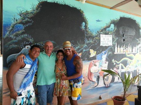 Hotel Oasis: Mayra y Jose