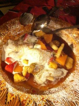 Le Desir Piquant: frutta saltata una delizia del palato
