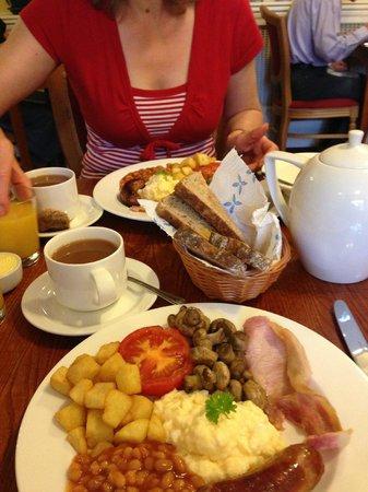 Lugo Rock: Unser Frühstück