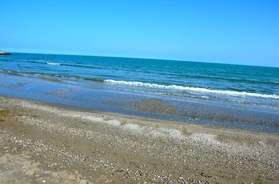 Eraclea Mare, Italien: Eracleabeach on may