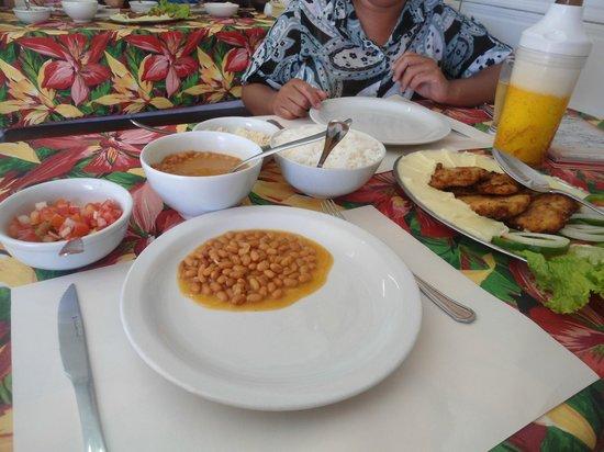 Restaurante Pirata do Porto: Prato para duas pessoas