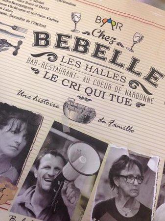 Chez Bébelle : chez Bebelle