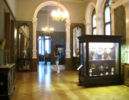 Art Museum RIGA BOURSE: The Porcelain Room