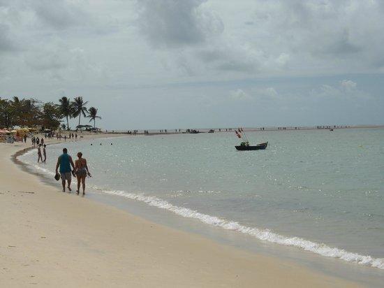 Cabana Caribe: perto do marco da primeira missa no Brasil