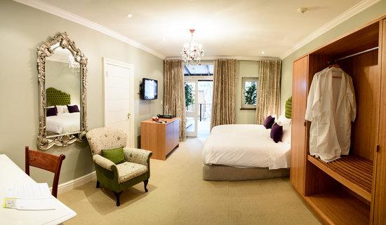 Cape Heritage Hotel: luxury room