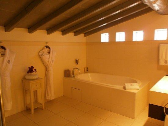 Hotel Le Roi Theodore - Relais du Silence : La nostra suite