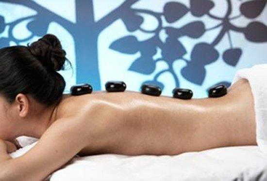 Chavannes-de-Bogis, Schweiz: Massage
