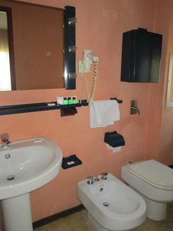 Torreata Hotel & Residence: bagno
