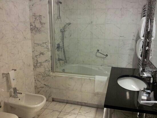 Eurostars David: baño 1