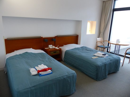 Ashizuri Thermae: ベッド