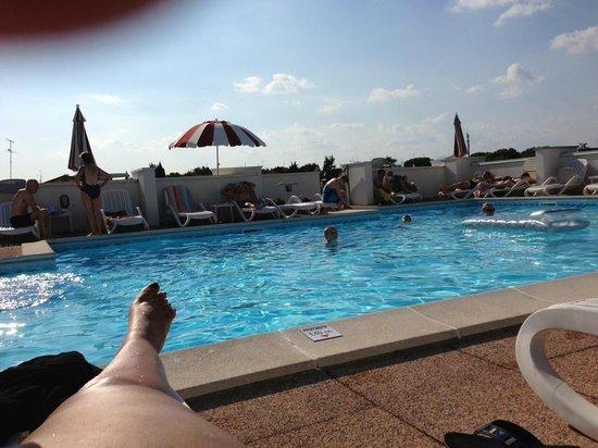 Hotel Alfieri: PISCINA MERAVIGLIOSA