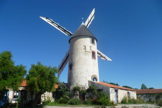 Le Moulin de Raire