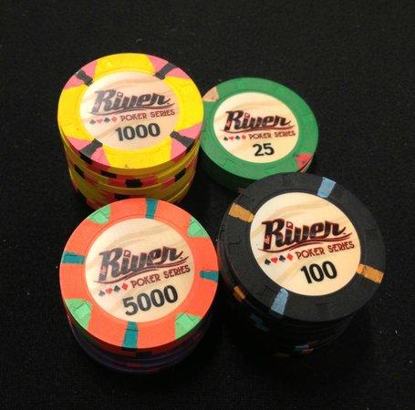 WinStar World Casino and Resort: the River poker tourney series