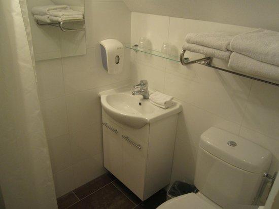 Hotel Nes: Bathroom 1