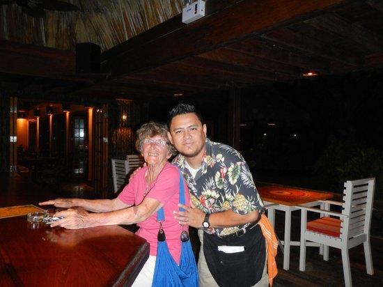"Ramon's Village Resort: Mom and Jack Palma - ""Hi Jack"""