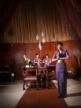 Depok, Indonesien: Welcome to woman and woman spa