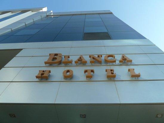 Blanca Hotel : Esterno