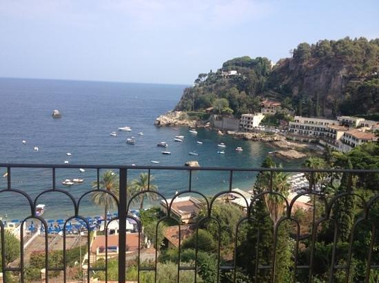 Mazzaro, อิตาลี: vista dalla camera