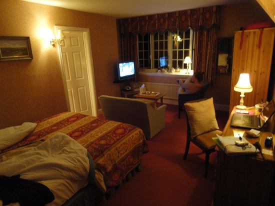 The Oaks Hotel : Room n° 7