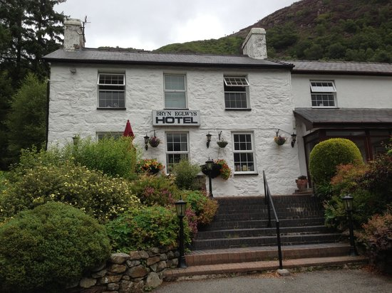 Bryn Eglwys Country House Hotel: No place like home