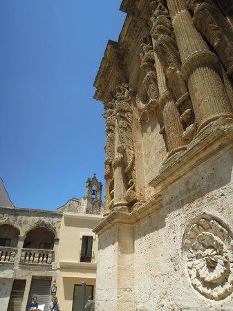 Nardo: facciata di San Domenico