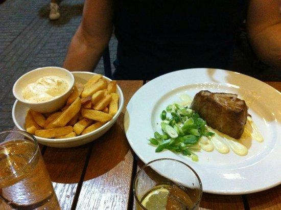 Brasserie Harkema : simple et bon