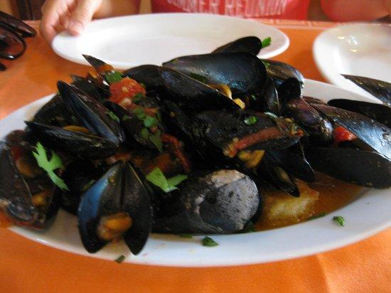 Ettore : ムール貝のスープ