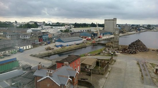 Clayton Hotel Limerick : View from Room