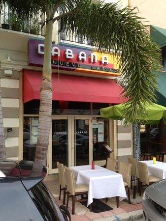 Cabana Restaurant in West Palm Beach