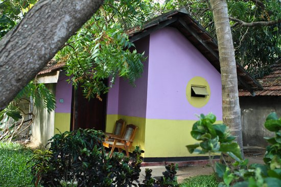 Hang Loose Guesthouse : AC Bungalows