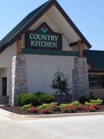 Country Kitchen: Join us for Breakfast Lunch or Dinner