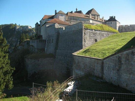 Château de Joux : Chateau de Joux