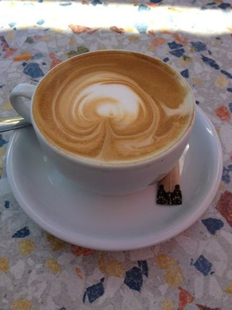 Continental Cafe: great coffee