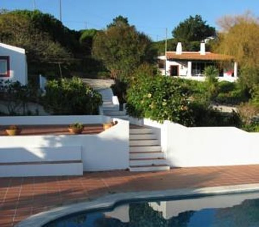 Casa Dos Mangues: view from pool 1