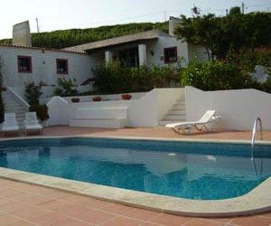 Casa Dos Mangues: view from pool 2
