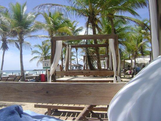 Laguna Mar: Playa