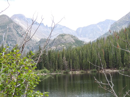 Denver Mountain Parks: Bear Lake