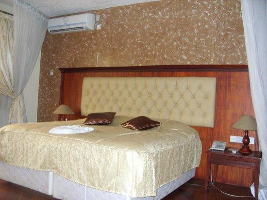 Taj Mahal Hotel: Unparalled accommodation:- Wi-Fi,  AC, DSTV, Kitchenette etc