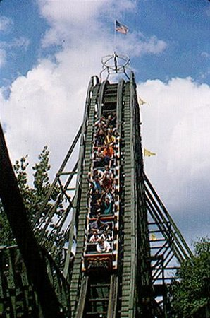 Hampton Inn Selinsgrove / Shamokin Dam: Knoebel's Amusement Park