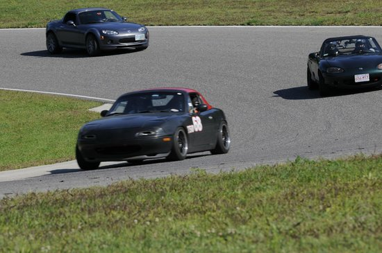 Calabogie Motorsports Park : Lapping days at Calabogie with the NE-SVT Club