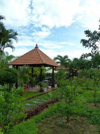 Phu Thinh Boutique Resort & Spa: garden