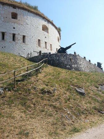 Forte Wohlgemuth di Rivoli Veronese