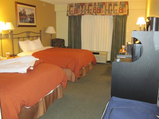Country Inn & Suites By Carlson, Roanoke: bedroom