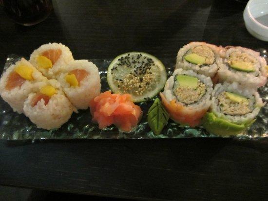 Katsura : My sushi