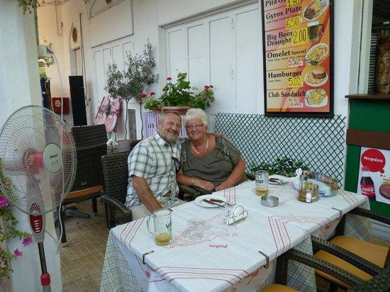 Kassandra Family ApartHotel : New market in Rhodes
