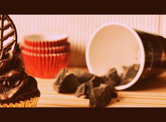 Chocolate Brown: All Homemade