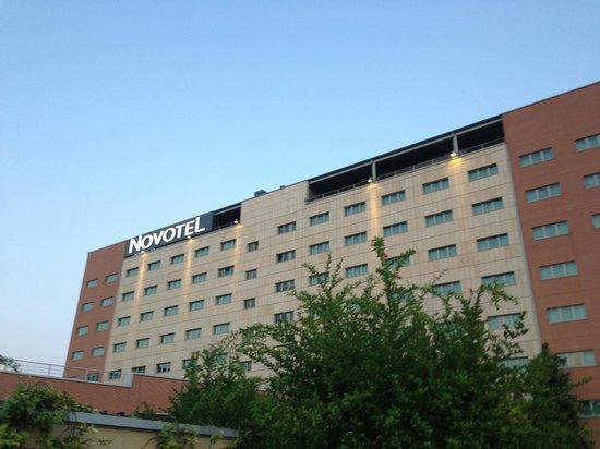 Novotel Bologna Fiera : esterno