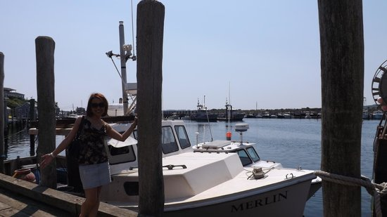 Kathleen's Kottage on Martha's Vineyard: Menemsha Fishing Village and Harbor